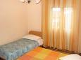 Baška Voda, Bedroom 2 u smještaju tipa apartment, dopusteni kucni ljubimci i WIFI.