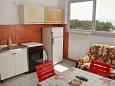 Kitchen - Apartment A-2612-c - Apartments Podaca (Makarska) - 2612