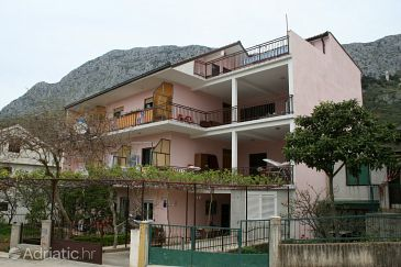 Property Podaca (Makarska) - Accommodation 2612 - Apartments near sea with pebble beach.