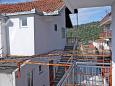 Balcony - view - Room S-2613-a - Apartments and Rooms Podaca (Makarska) - 2613