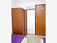 Bedroom - Room S-2613-d - Apartments and Rooms Podaca (Makarska) - 2613