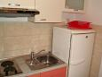 Kitchen - Studio flat AS-2614-a - Apartments Podgora (Makarska) - 2614