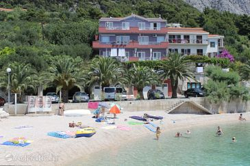 Podgora, Makarska, Property 2616 - Apartments and Rooms blizu mora with pebble beach.