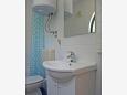 Bathroom - Apartment A-2619-a - Apartments Drvenik Donja vala (Makarska) - 2619