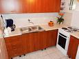 Kitchen - Apartment A-2630-b - Apartments Makarska (Makarska) - 2630