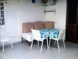 Terrace - Studio flat AS-2631-a - Apartments Podaca (Makarska) - 2631