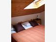 Podaca, Sypialnia w zakwaterowaniu typu apartment, WIFI.