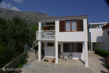 Property Podaca (Makarska) - Accommodation 2634 - Apartments near sea with pebble beach.