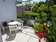 Terrace - Apartment A-2636-b - Apartments Makarska (Makarska) - 2636