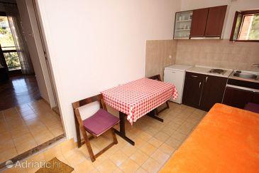 Zaostrog, Dining room u smještaju tipa apartment, WIFI.