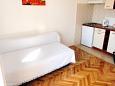 Living room - Apartment A-2648-e - Apartments Zaostrog (Makarska) - 2648