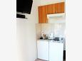 Kitchen - Studio flat AS-2648-b - Apartments Zaostrog (Makarska) - 2648