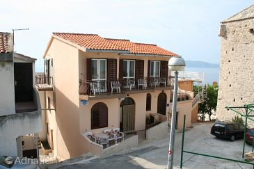 Property Igrane (Makarska) - Accommodation 2650 - Apartments with pebble beach.