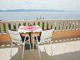 Terrace - Studio flat AS-2653-b - Apartments Brela (Makarska) - 2653