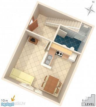 Apartment A-2657-a - Apartments Podgora (Makarska) - 2657