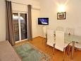 Dining room - Apartment A-2658-d - Apartments Tučepi (Makarska) - 2658