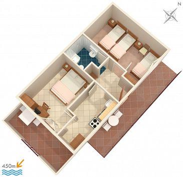 Apartment A-266-a - Apartments Orebić (Pelješac) - 266