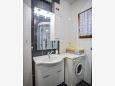Bathroom - Apartment A-2669-b - Apartments Rogoznica (Rogoznica) - 2669