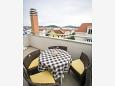 Terrace 2 - Apartment A-2669-c - Apartments Rogoznica (Rogoznica) - 2669