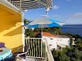 Balcony - Apartment A-2671-a - Apartments Bratuš (Makarska) - 2671