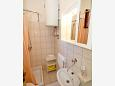 Bathroom - Apartment A-2671-b - Apartments Bratuš (Makarska) - 2671