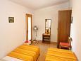 Bratuš, Bedroom u smještaju tipa studio-apartment, WIFI.