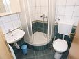 Bathroom - Room S-2675-a - Apartments and Rooms Baška Voda (Makarska) - 2675