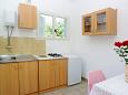 Kitchen - Apartment A-268-c - Apartments Orebić (Pelješac) - 268
