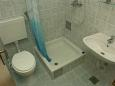 Bathroom - Studio flat AS-2696-a - Apartments Bratuš (Makarska) - 2696
