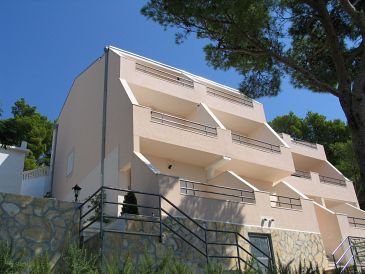 Property Bratuš (Makarska) - Accommodation 2696 - Apartments with pebble beach.