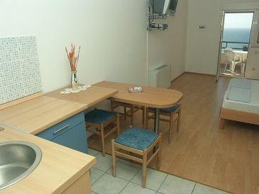 Studio flat AS-2697-a - Apartments Bratuš (Makarska) - 2697