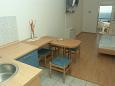 Dining room - Studio flat AS-2697-a - Apartments Bratuš (Makarska) - 2697
