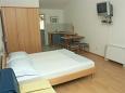 Bedroom - Studio flat AS-2697-a - Apartments Bratuš (Makarska) - 2697