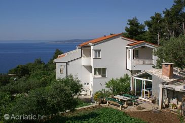 Property Baška Voda (Makarska) - Accommodation 2698 - Apartments near sea with pebble beach.