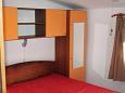 Tučepi, Bedroom 1 u smještaju tipa apartment, WIFI.