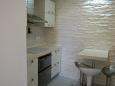 Kitchen - Studio flat AS-2701-a - Apartments Makarska (Makarska) - 2701