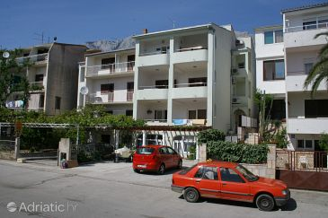 Property Makarska (Makarska) - Accommodation 2701 - Apartments near sea with pebble beach.