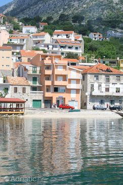 Property Igrane (Makarska) - Accommodation 2702 - Apartments near sea with pebble beach.