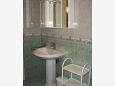 Bathroom - Apartment A-2704-a - Apartments Promajna (Makarska) - 2704