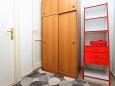 Hallway - Studio flat AS-2708-a - Apartments and Rooms Promajna (Makarska) - 2708