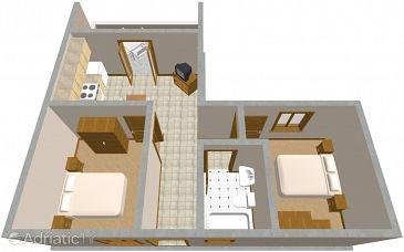 Apartment A-271-a - Apartments Orebić (Pelješac) - 271