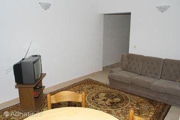 Promajna, Living room u smještaju tipa apartment, WIFI.