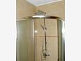 Orebić, Bathroom u smještaju tipa studio-apartment, WIFI.