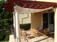 Terrace 1 - Apartment A-2727-a - Apartments Promajna (Makarska) - 2727