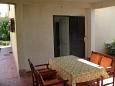 Terrace 2 - Apartment A-2727-a - Apartments Promajna (Makarska) - 2727