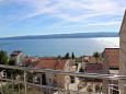 Terrace - view - Apartment A-2737-c - Apartments Duće (Omiš) - 2737