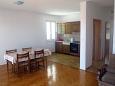 Duće, Dining room u smještaju tipa apartment, dopusteni kucni ljubimci i WIFI.