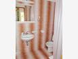 Bathroom - Studio flat AS-2737-a - Apartments Duće (Omiš) - 2737