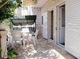 Terrace - Studio flat AS-2737-a - Apartments Duće (Omiš) - 2737