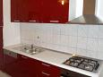 Kitchen - Apartment A-2742-a - Apartments Pisak (Omiš) - 2742
